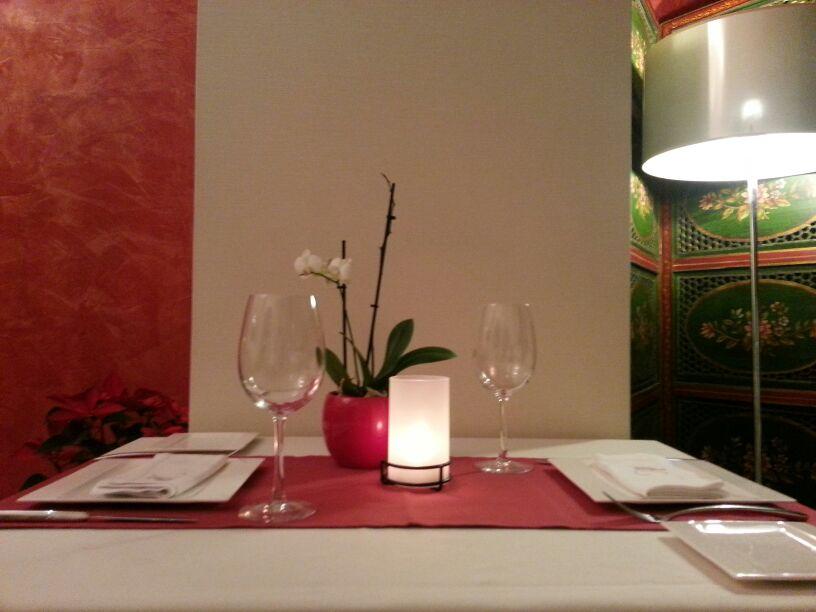 San Valentín restaurantes de Granada