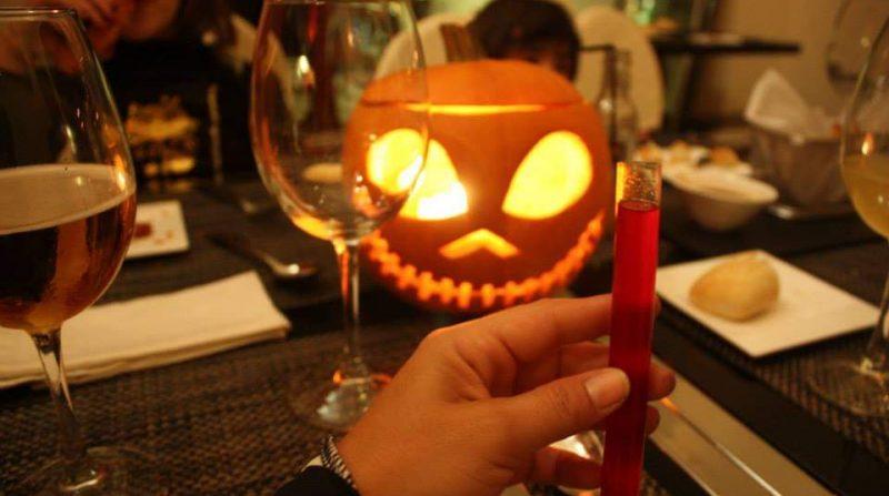 halloween granada la platea
