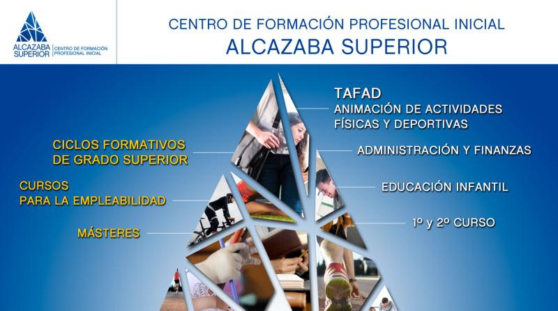 Formación Profesional FP Granada Alcazaba Superior