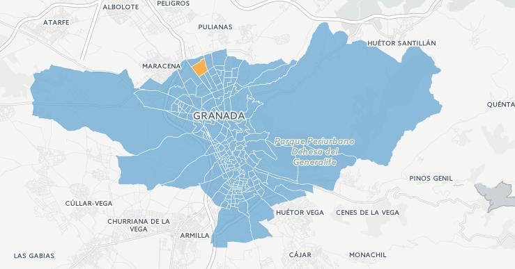 pp vs ciudadanos elecciones 26j granada capital