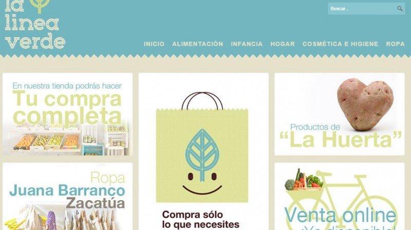 la línea verde tienda ecológica granada