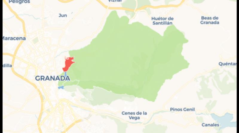 resultados de las elecciones andaluzas en el Albaicín